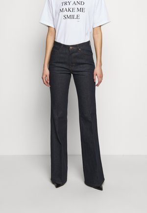 SAN FRAN - Flared Jeans - raw