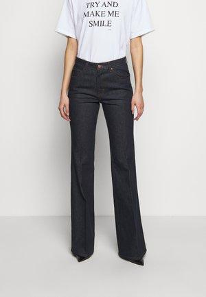 SAN FRAN - Široké džíny - raw