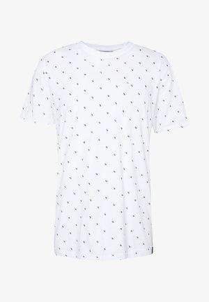 CLASSIC  - T-shirt med print - white