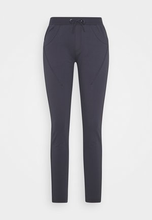 SUMI - Tracksuit bottoms - squalo