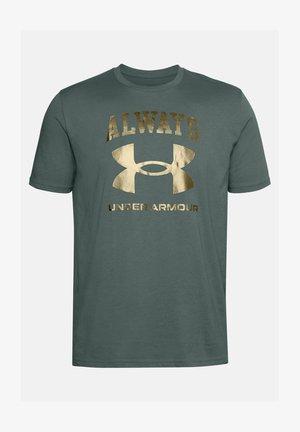 UA ALWAYS  - T-Shirt print - lichen blue