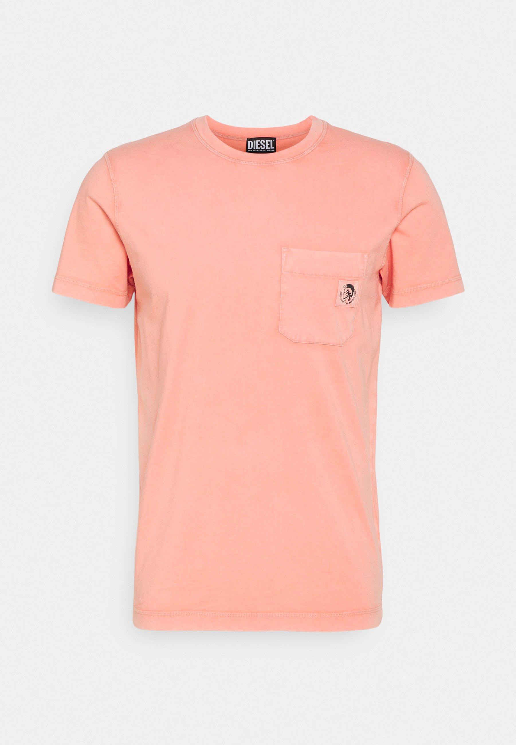 Homme T-WORKY-MOHI-B1 UNISEX - T-shirt basique