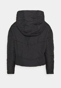Noisy May Petite - NMWALLY JACKET - Winter jacket - black - 1