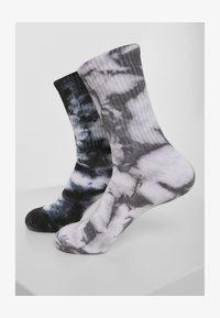 Urban Classics - Socks - black   grey - 0