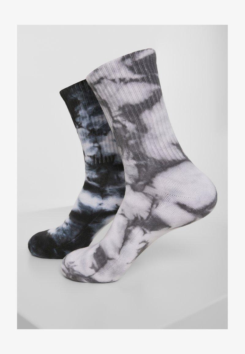 Urban Classics - Socks - black   grey