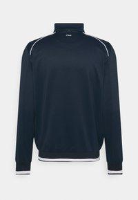 Fila - JACKET BEN - Sportovní bunda - peacoat blue - 1