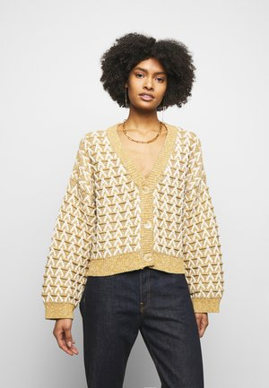 LORETTA - Cardigan - yellow multi