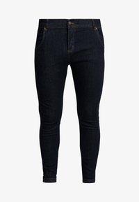 SIKSILK - Jeans Skinny Fit - raw indigo - 3