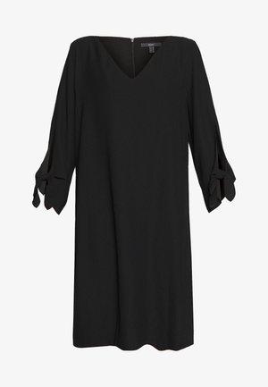 DRESS - Freizeitkleid - black