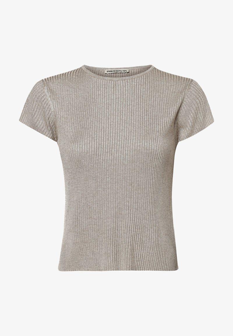 DRYKORN - Basic T-shirt - beige