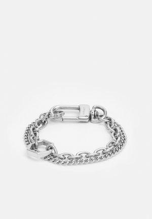 NODE UNISEX - Bracelet - silver-coloured
