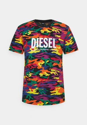 PRIDE UNISEX - Print T-shirt - multi coloured