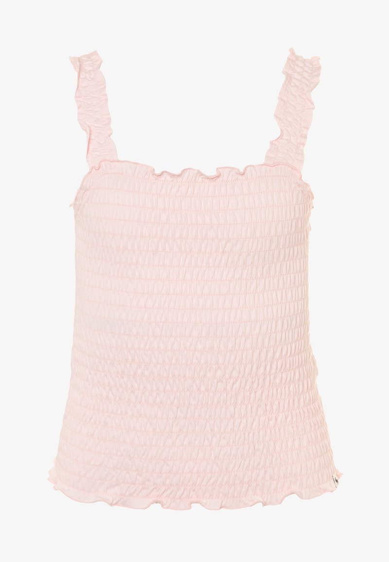 Abercrombie & Fitch - BARE SMOCK  - Top - pink