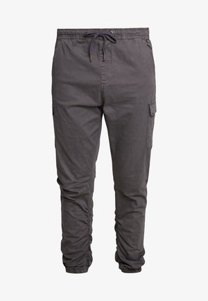 LAKELAND - Cargo trousers - dark grey