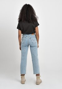 Levi's® - RIBCAGE STRAIGHT ANKLE - Jeansy Straight Leg - tango light - 3