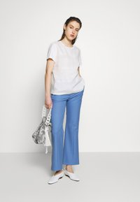 WEEKEND MaxMara - ORI - T-shirt con stampa - white - 1