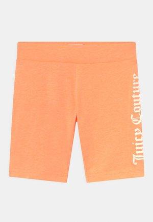 JUICY CYCLE - Kraťasy - summer neon orange