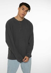 NXG by Protest - Long sleeved top - deep grey - 0