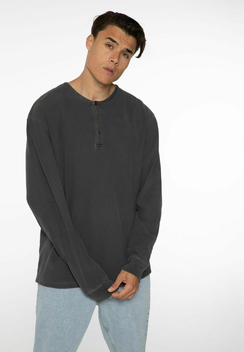 NXG by Protest - Long sleeved top - deep grey