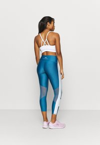 Under Armour - PROJECT ROCK ANKLE CROP - Tights - acadia - 2
