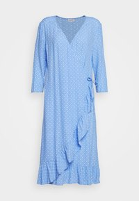 ALISMARA - Day dress - pacific blue