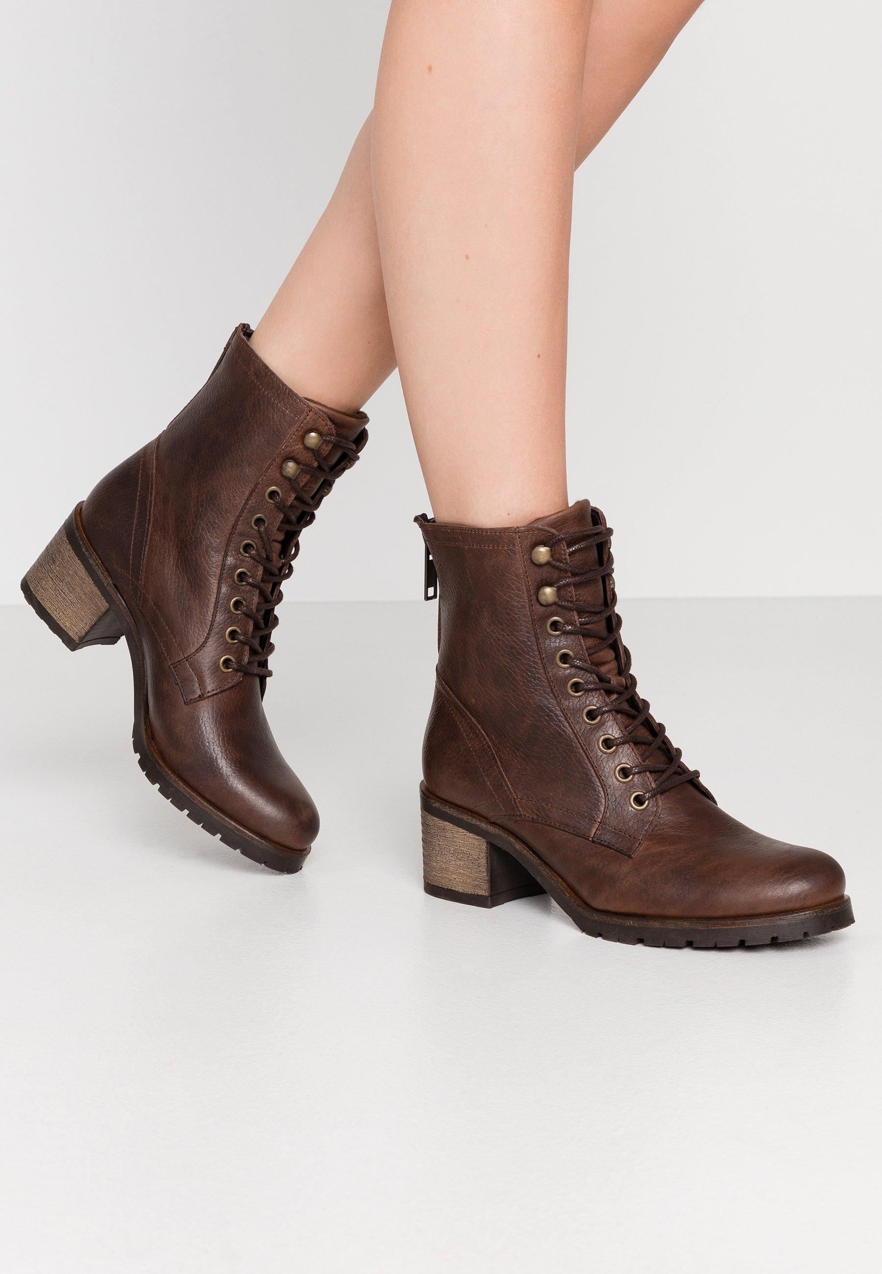 Bruine Bullboxer Gevoerde Laarzen online kopen | ZALANDO