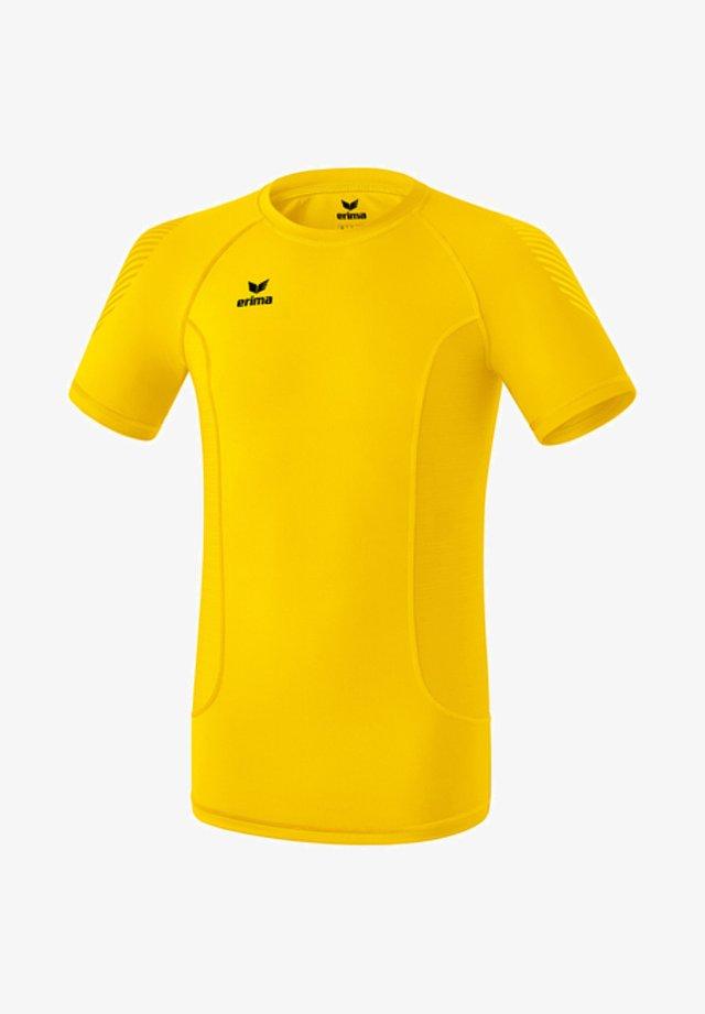 ELEMENTAL T-SHIRT KINDER - T-Shirt print - gelb
