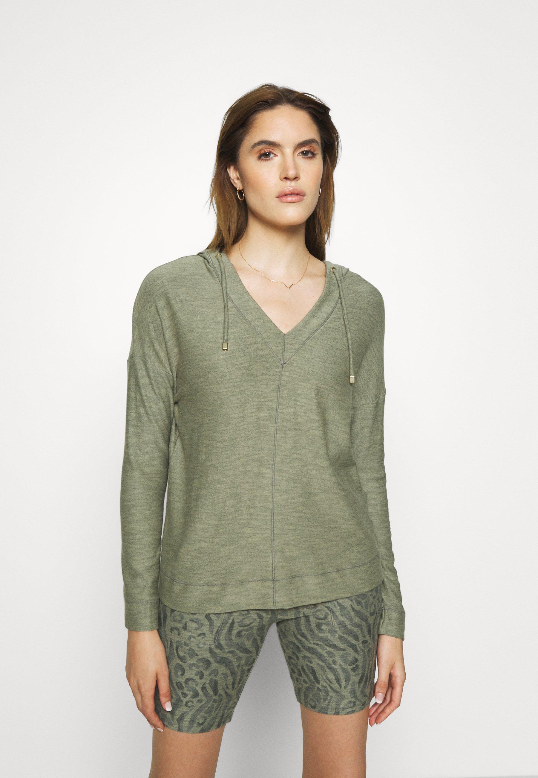 Donna FLEXI HOODY - Maglia del pigiama