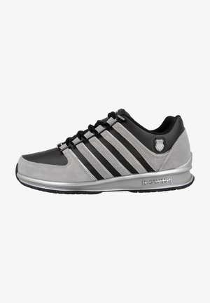 Trainers - black-griffin-silver