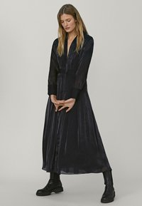 Massimo Dutti - Maxi dress - dark grey - 1