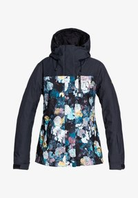 Roxy - JETTY - Snowboard jacket - true black sammy - 0