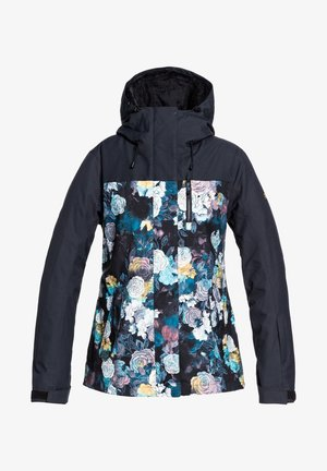 JETTY - Snowboardjacke - true black sammy