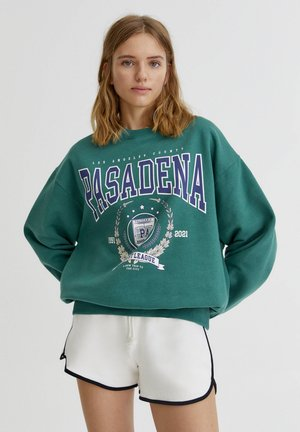 Collegepaita - green