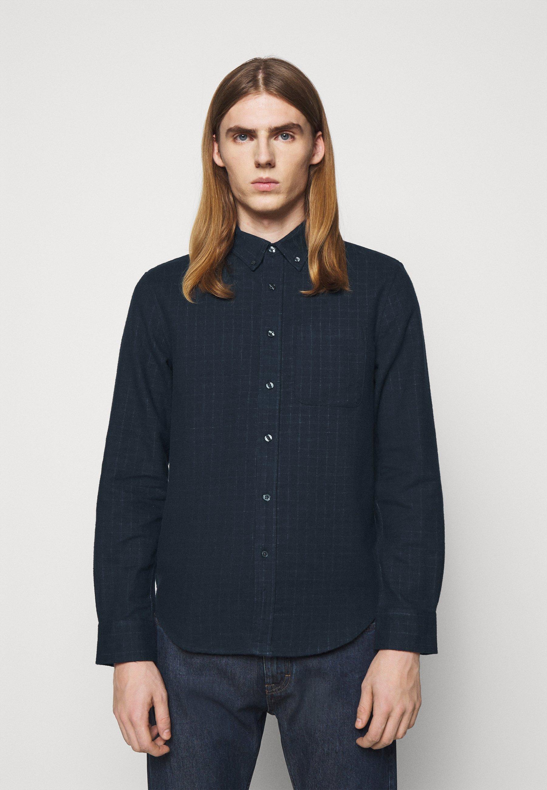 Men DOUBLE FACE - Shirt