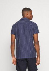 Springfield - CUBAN DOBBY STRIPE - Košile - medium blue - 2