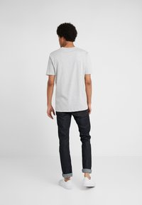HUGO - DURNED - T-shirt imprimé - open grey - 2