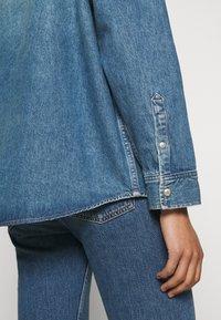 Calvin Klein Jeans - OVERSHIRT - Skjorte - blue - 4