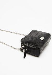 Bershka - Across body bag - black - 3