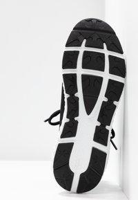 Emporio Armani - High-top trainers - black - 6