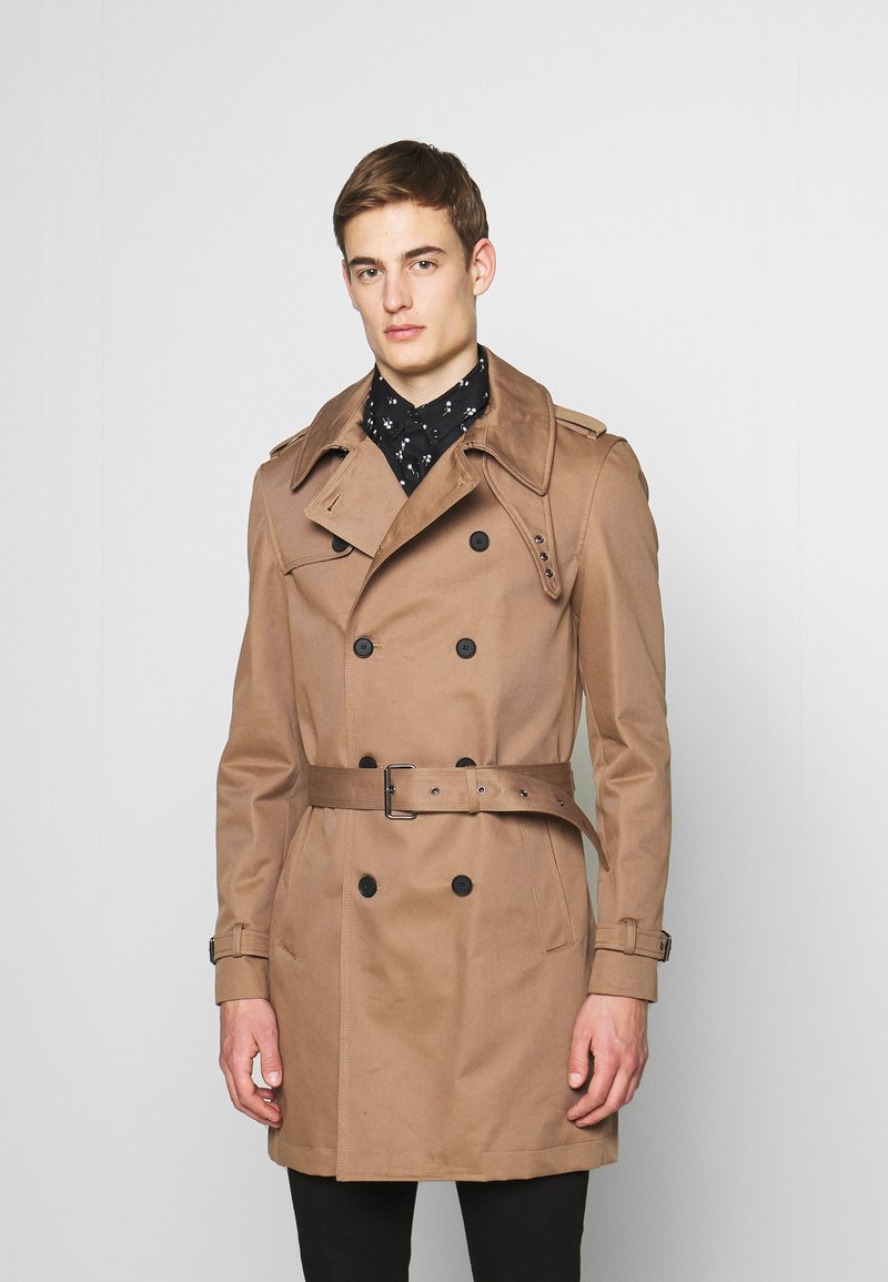 The Kooples - MANTEAU - Trench - beige