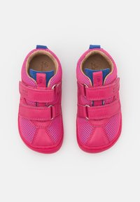 Lurchi - NEVIO BAREFOOT - Touch-strap shoes - rosa - 3