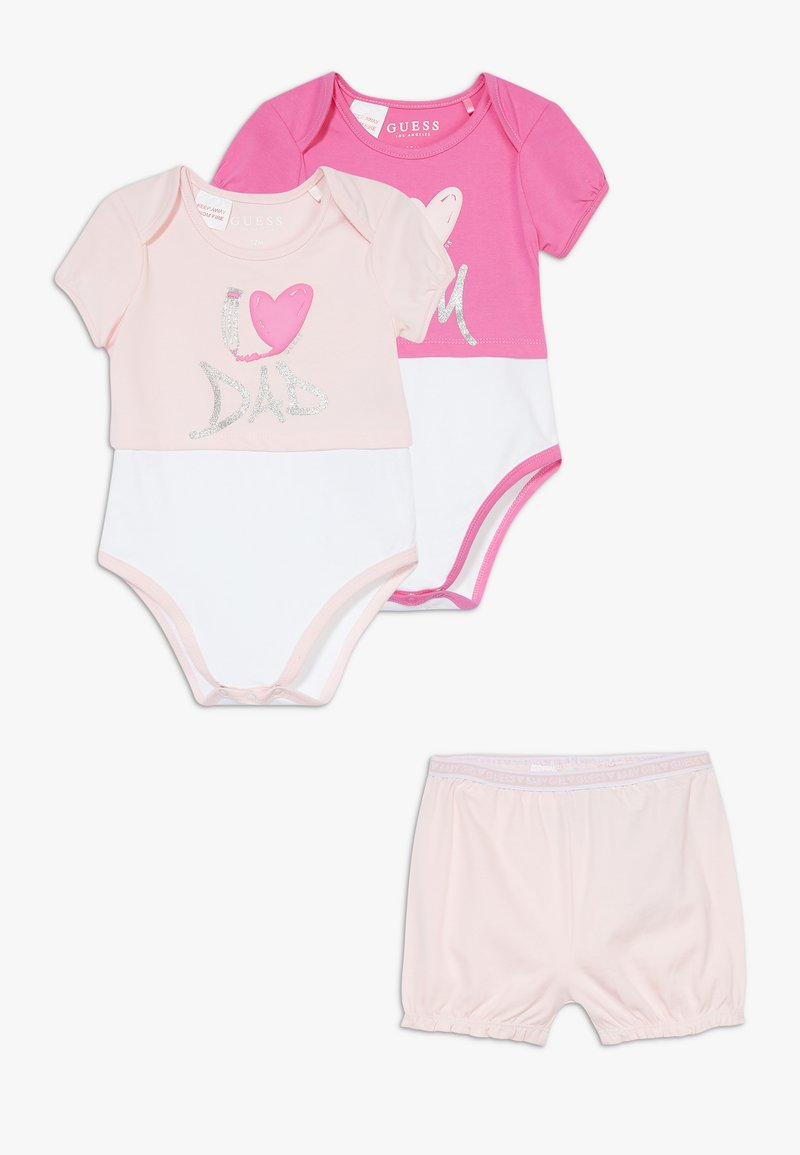Guess - SET  - Body - pink combo