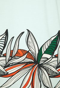 Jack & Jones PREMIUM - JPRBLAGOA PLACEMENT TEE - T-shirt print - bleached aqua - 2