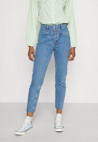 Trendyol - MAVI - Jeans straight leg - blue - 0