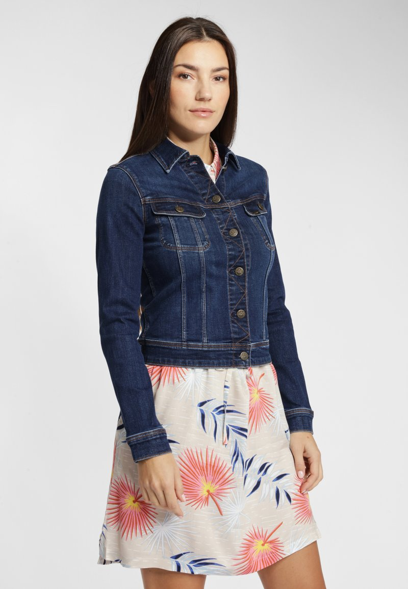 Lee - Denim jacket - dark blue