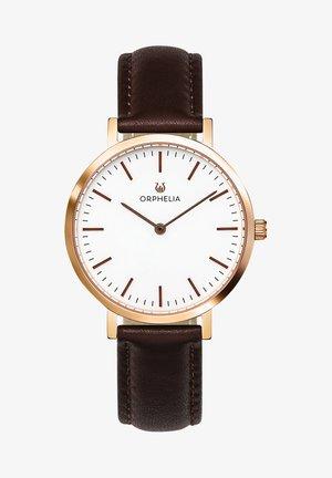 SPECTRA - Horloge - brown