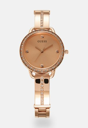 Watch - rose gold-coloured/bronze