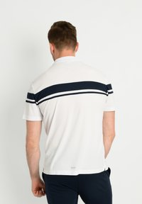 sergio tacchini - YOUNG LINE - Polo shirt - white/navy - 2