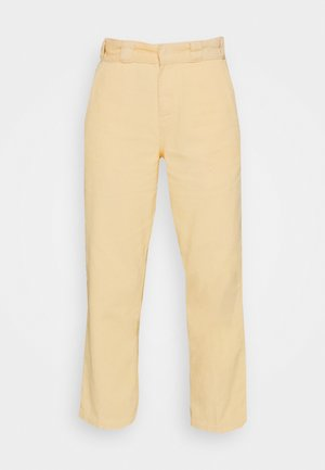 ELIZAVILLE - Trousers - light taupe
