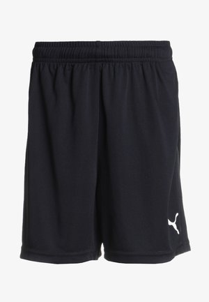 LIGA TRAINING SHORTS CORE  - Urheilushortsit - black/white